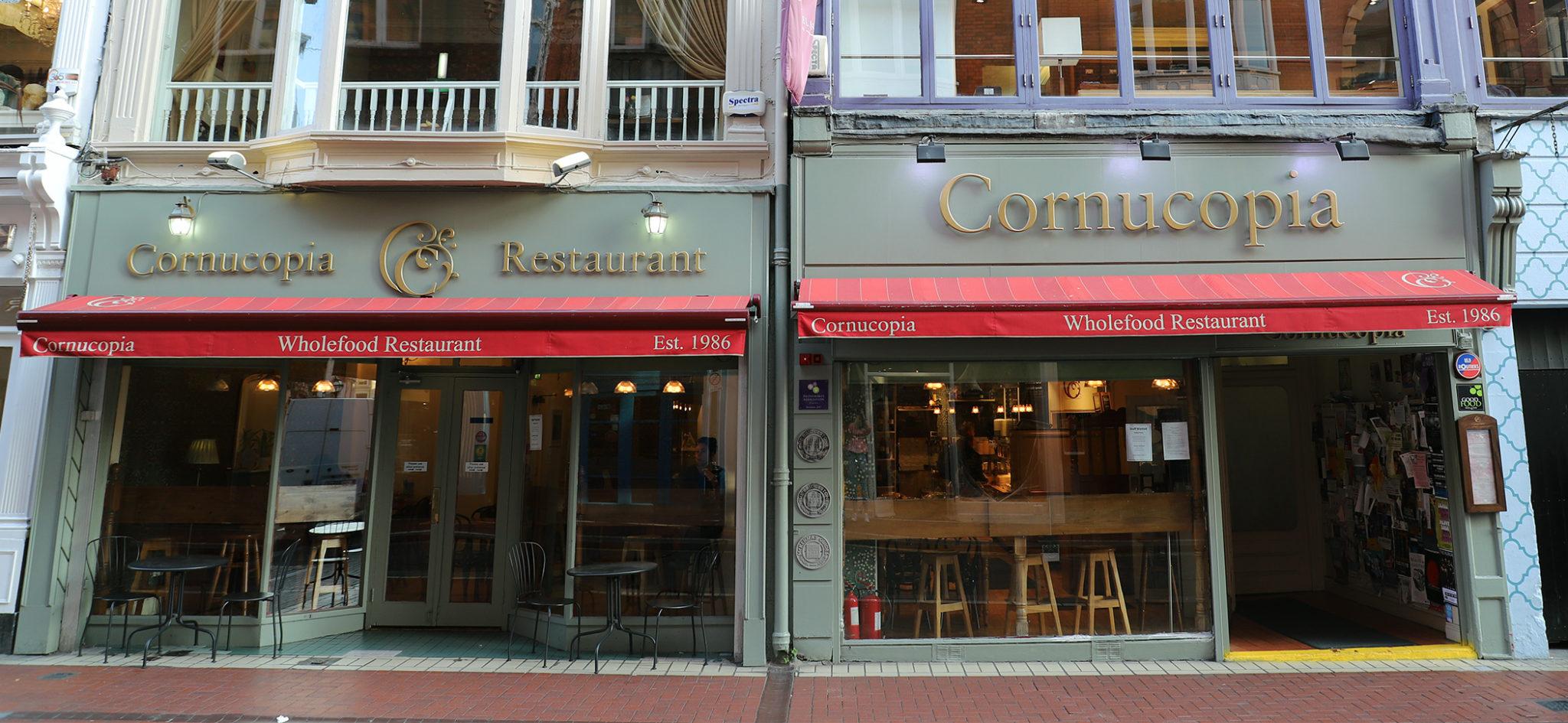 Restaurant Front Dublin